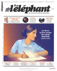 Guénaëlle Le Solleu - L'éléphant N° 28, octobre 2019 : .