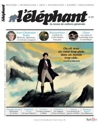 Guénaëlle Le Solleu - L'éléphant N° 29, janvier 2020 : .