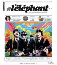Guénaëlle Le Solleu et Jean-Paul Arif - L'éléphant N° 31, juillet 2020 : .