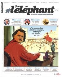 Guénaëlle Le Solleu et Jean-Paul Arif - L'éléphant N° 32, octobre 2020 : .