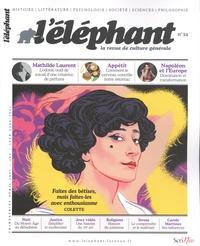 Guénaëlle Le Solleu - L'éléphant N° 34, avril 2021 : .