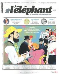 Guénaëlle Le Solleu - L'éléphant N° 35, juillet 2021 : .