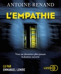 Antoine Renand - L'empathie. 2 CD audio MP3