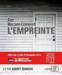 Alexandria Marzano-Lesnevich - L'empreinte. 2 CD audio MP3
