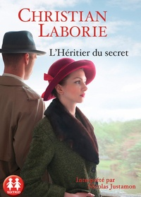 Christian Laborie - L'Héritier du secret. 2 CD audio MP3