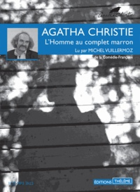 Agatha Christie - L'homme au complet marron. 1 CD audio MP3