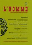Jeanne Favret-Saada et Zakaria Rhani - L'Homme N° 190, Avril/juin 2 : .