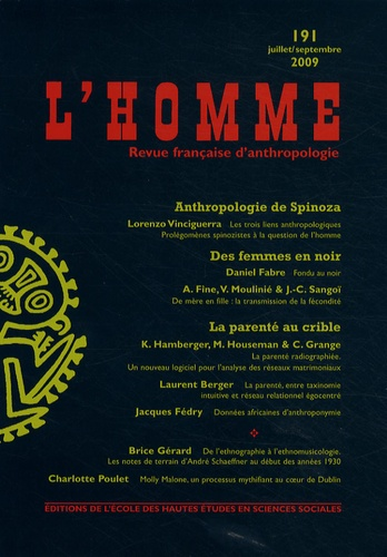 Valérie Janicot - L'Homme N° 191 : .
