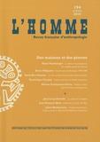 Klaus Hamberger et Elena Filippova - L'Homme N° 194, avril/juin 2 : Des maisons et des pierres.