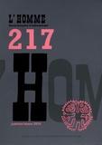 EHESS - L'Homme N° 217, Janvier-mars : .