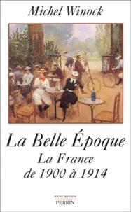 La Belle Epoque. La France de 1900 à 1914.pdf