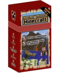 Stéphane Pilet - La boîte à astuces Minecraft - 120 fiches thématiques.