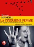 Henning Mankell - La cinquième femme. 2 CD audio MP3