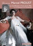 Marcel Proust - La confession d'une jeune fille - Suivi de Violante ou la mondanité. 1 CD audio