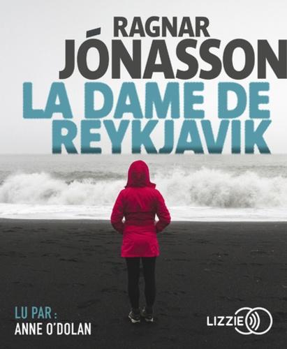 La dame de Reykjavik  -  avec 1 CD audio