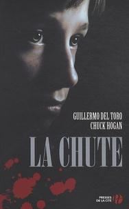 Guillermo Del Toro et Chuck Hogan - La lignée Tome 2 : La chute.