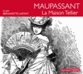 Guy de Maupassant - La Maison Tellier. 1 CD audio MP3