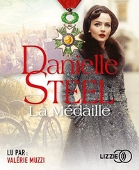 Danielle Steel - La médaille. 1 CD audio MP3