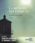 Karen Viggers - La mémoire des embruns. 2 CD audio MP3