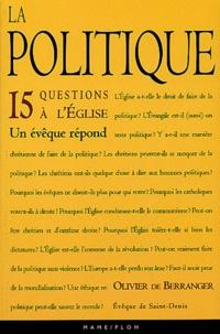Olivier de Berranger - La politique.