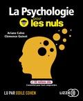 Ariane Calvo et Clémence Guinot - La psychologie pour les nuls en 50 notions clés. 1 CD audio MP3