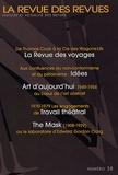Caroline Hoctan et Antonin Guyader - La revue des revues N° 38, 2005 : La revue des Voyages, Idées, Art aujourd'hui, Travail théâtral, The Mask.
