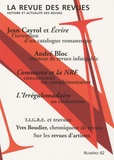 Hervé Serry et Corine Girieud - La revue des revues N° 42, Automne 2009 : .