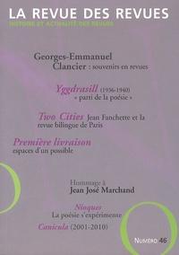 Olivier Corpet et André Chabin - La revue des revues N° 46, Automne 2011 : .