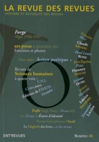 Olivier Corpet - La revue des revues N° 48, Automne 2012 : .