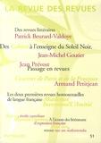Olivier Corpet - La revue des revues N° 51, Printemps 201 : .