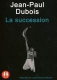Jean-Paul Dubois - La succession. 1 CD audio MP3