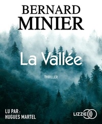 Bernard Minier - La vallée. 2 CD audio MP3