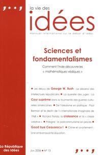 Michael Behrent et Dick Howard - La Vie des Idées N° 13, Juin 2006 : .