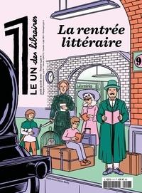 Julien Bisson - Le 1 des libraires Jeudi 19 août 2021 : La rentrée littéraire - Avec la biliothèque idéale du 1 : Le Comte de Monte-Cristo, Alexandre Dumas.