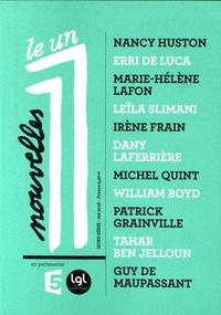 François Busnel et Eric Fottorino - Le 1 Hors-série, été 2016 : Nouvelles.