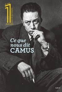 Julien Bisson - Le 1 Hors-série XL, Autom : Albert Camus le franc-tireur.