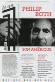 Julien Bisson - Le 1 N°204, mercredi 30 m : Philip Roth - Son Amérique.