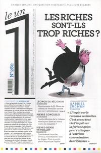 Julien Bisson - Le 1 N° 282, mercredi 5 f : Les riches sont-ils trop riches ?.