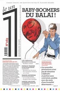 Julien Bisson - Le 1 N° 283, mercredi 12  : Baby-boomers du balai !.