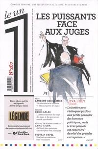 Eric Fottorino - Le 1 N° 287, mercredi 11  : Les puissants face aux juges.