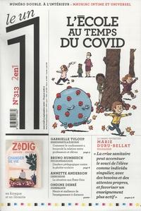 Julien Bisson - Le 1 N° 313, mercredi 9 s : L'école au temps du Covid - Numéro double : Mauriac intime et universel.