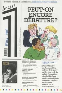 Julien Bisson - Le 1 N°314, mercredi 16 s : Peut-on encore débattre ?.