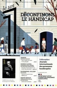 Julien Bisson - Le 1 N° 325, mercredi 2 d : Déconfinons le handicap.