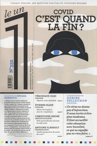 Julien Bisson - Le 1 N° 332, mercredi 3 f : Covid - C'est quand la fin ?.