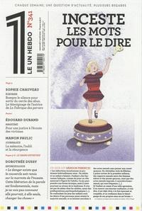 Julien Bisson - Le 1 N° 341, mercredi 7 a : Inceste - Les mots pour le dire.