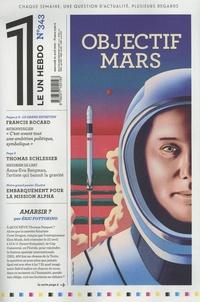 Julien Bisson - Le 1 N° 343, mercredi 21  : Objectif Mars.