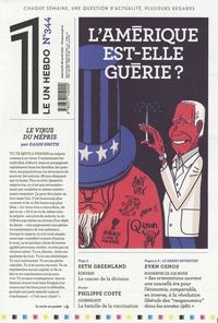 Julien Bisson - Le 1 N° 344, mercredi 28  : L'Amérique est-elle guérie.