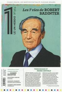 Julien Bisson - Le 1 N° 364, mercredi 15  : Les 7 vies de Robert Badinter.