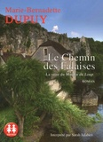 Marie-Bernadette Dupuy - Le Chemin des falaises. 2 CD audio MP3