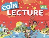 Joël-Yves Le Bigot et Leslie Le Bigot - Le coin lecture CM1.